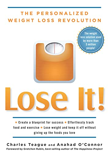 9781605290942: Lose It!: The Personalized Weight Loss Revolution