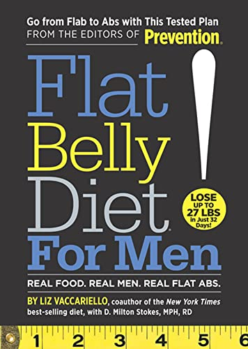 9781605291666: Flat Belly Diet! for Men