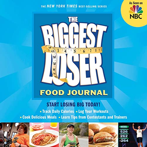 The Biggest Loser Food Journal: Biggest Loser Experts and Cast