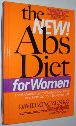 9781605292755: THE NEW ABS DIET FOR WOMEN