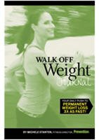 9781605293554: Walk Off Weight Journal Your Daily Push to Permanent Weight Loss 3x As Fast!
