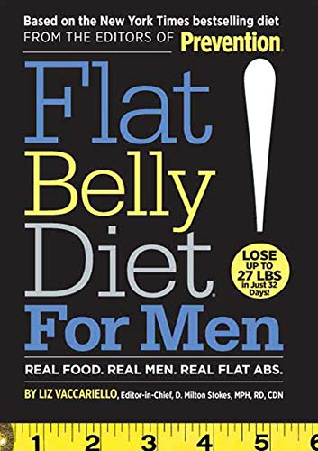 9781605294605: Flat Belly Diet! for Men