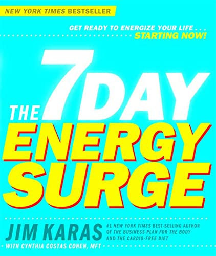 9781605294797: The 7 Day Energy Surge