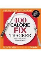 9781605295329: 400 Calorie Fix Tracker