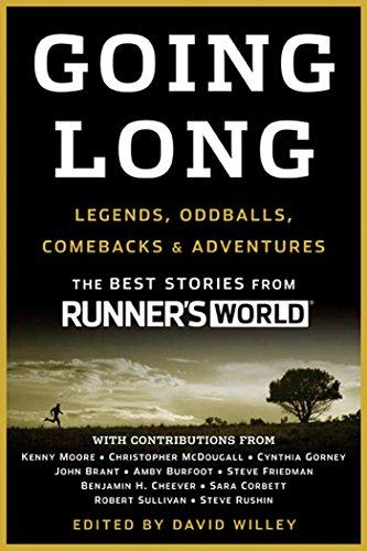 9781605295336: Going Long: Legends, Oddballs, Comebacks & Adventures