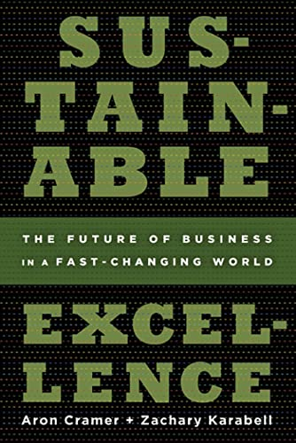 9781605295343: Sustainable Excellence: The Future of Business in a Fast-Changing World