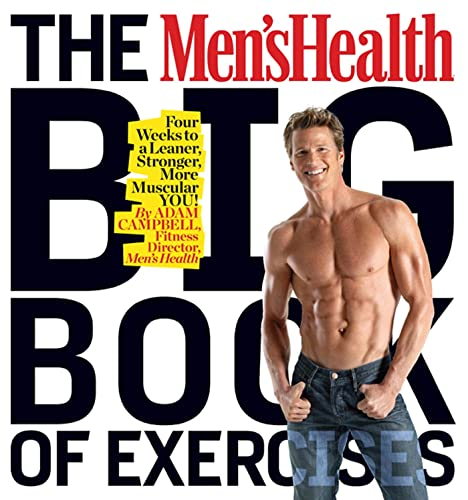 9781605295503: The Men's Health Big Book of Exercises