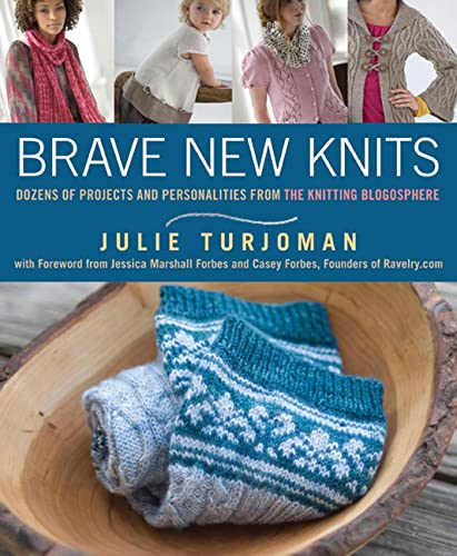 9781605295909: Brave New Knits: 26 Projects and Personalities from the Knitting Blogosphere