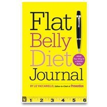 9781605296876: flat belly diet journal