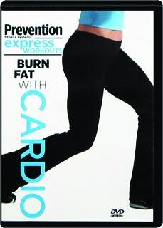 9781605297040: Prevention Fitness Systems: Burn Fat with Cardio
