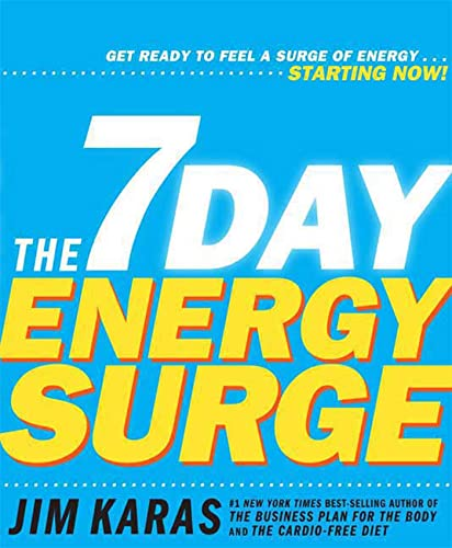 9781605298801: The 7 Day Energy Surge