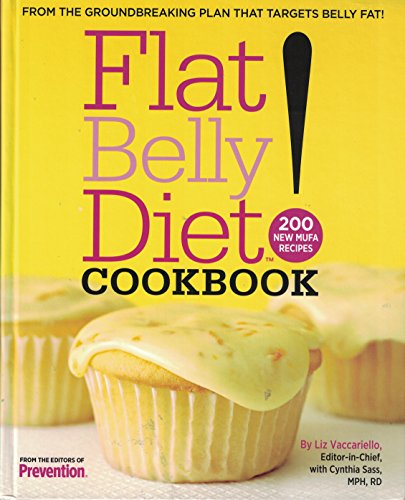 9781605299549: Flat Belly Diet! Cookbook