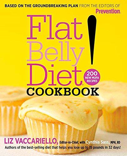 9781605299556: Flat Belly Diet! Cookbook: 200 New MUFA Recipes