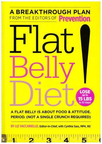 9781605299594: Prevention's Flat Belly Diet