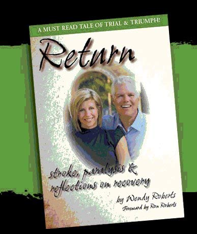9781605304076: Return: Stroke, Paralysis & Reflections on Recovery