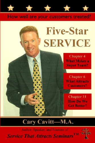 Five-Star Service: Cavitt, Cary