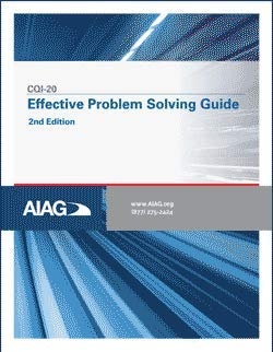 9781605342924: Effective Problem Solving Practitioners Guide (Effective Problem Solving Practitioners Guide)