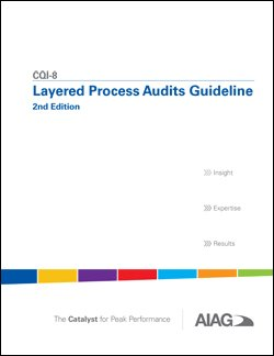 9781605343006: Cqi-8 : Layered Process Audit Guideline, 2nd Edition