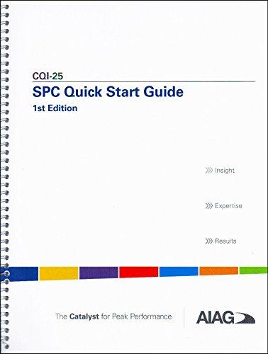 9781605343280: SPC QuickStart Guide