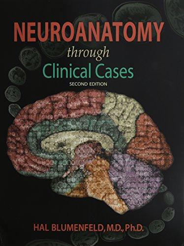 9781605350707: Neuroanatomy through Clinical Cases