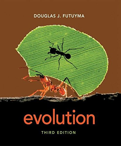 Evolution, Third Edition: FUTUYMA