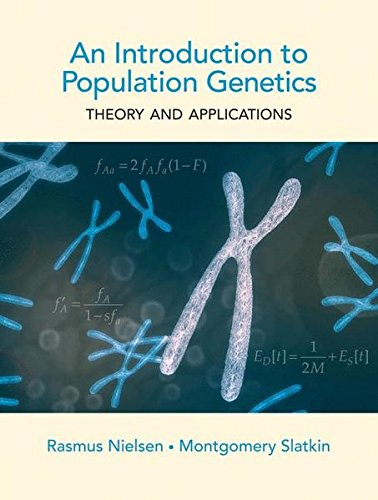 9781605351537: An Introduction to Population Genetics: Theory and Applications