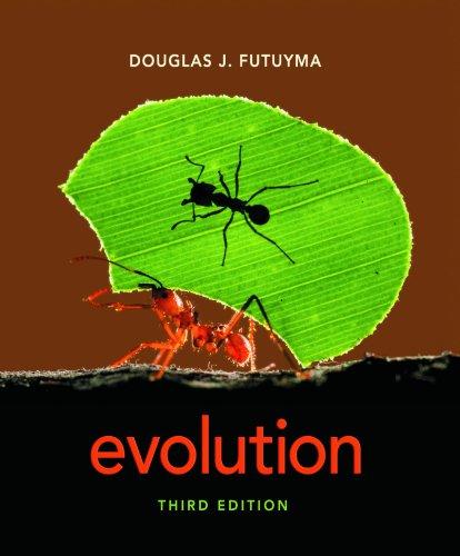 9781605351643: Evolution (Looseleaf), Third Edition