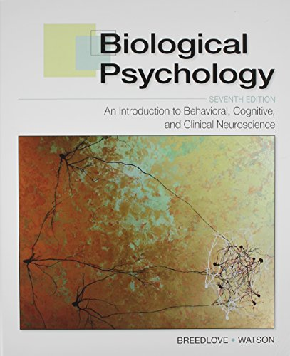 9781605352121: Biological Psychology: An Introduction to Behavioral, Cognitive, and Clinical Neuroscience, Seventh Edition with Sylvius 4 Online (365 Day Subscription)