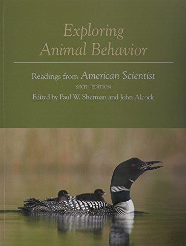 9781605352183: Animal Behavior: An Evolutionary Approach, Tenth Edition with Exploring Animal Behavior, Sixth Edition