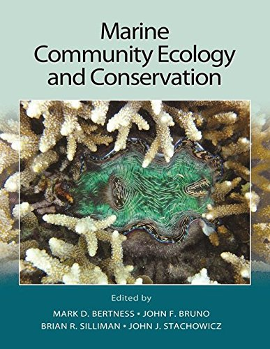 9781605352282: Marine Community Ecology and Conservation