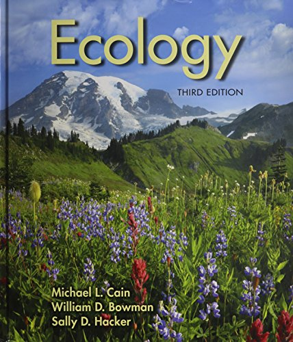 9781605353074: Ecology, Third Edition + Simbio Lab Pack Access Card