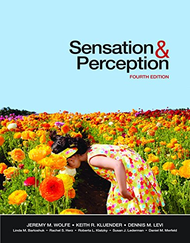 Sensation & Perception (Loose leaf edition for: Jeremy M. Wolfe;