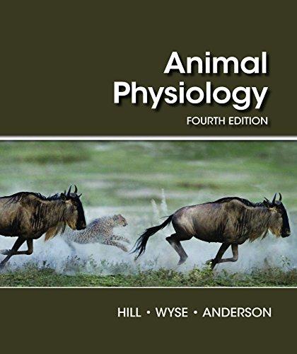 9781605355948: Animal Physiology. Fourth Edition (Looseleaf)