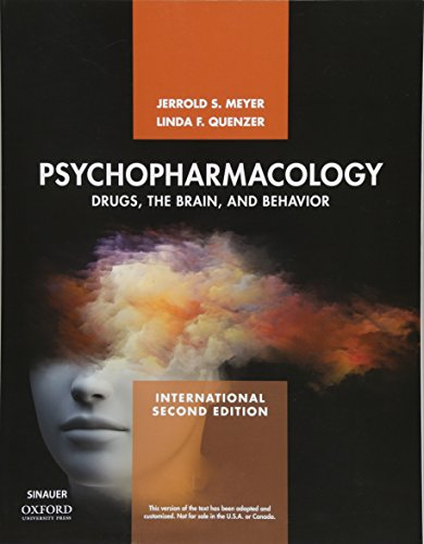 9781605357423: Psychopharmacology: Drugs, the Brain, and Behavior