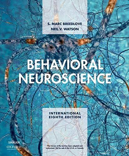 Behavioral Neuroscience: S. Marc Breedlove