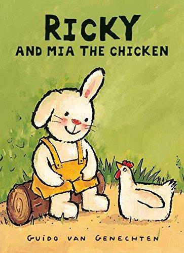 Ricky and Mia the Chicken: Stà phanie Frippiat