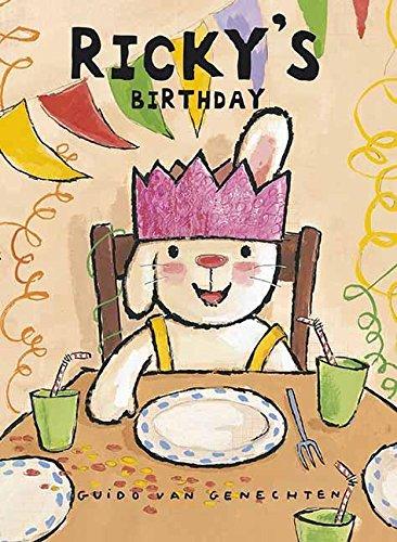9781605371191: Ricky's Birthday