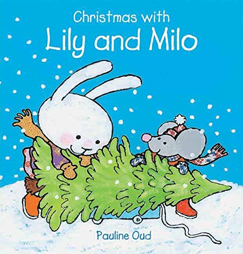 9781605371283: Christmas with Lily and Milo (Clavis Toddler: Language Development)