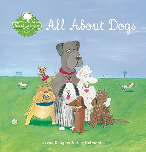 9781605371788: All about Dogs (Want to Know)