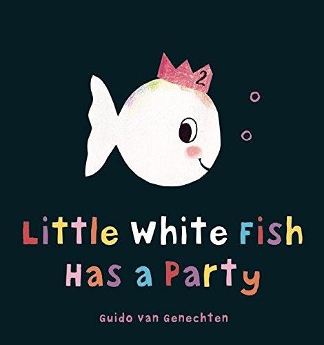 Little White Fish Has a Party: Clavis