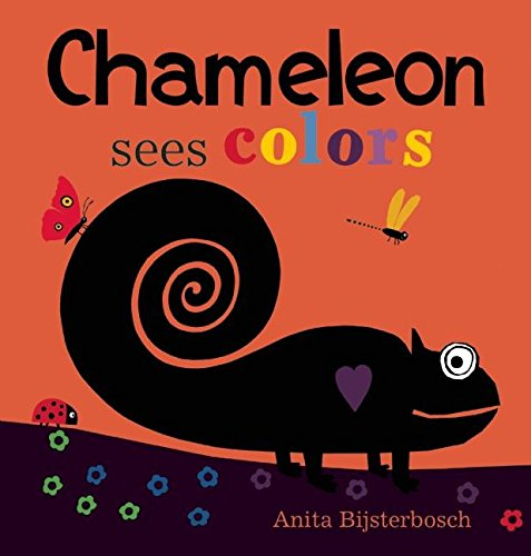 9781605372211: Chameleon Sees Colors