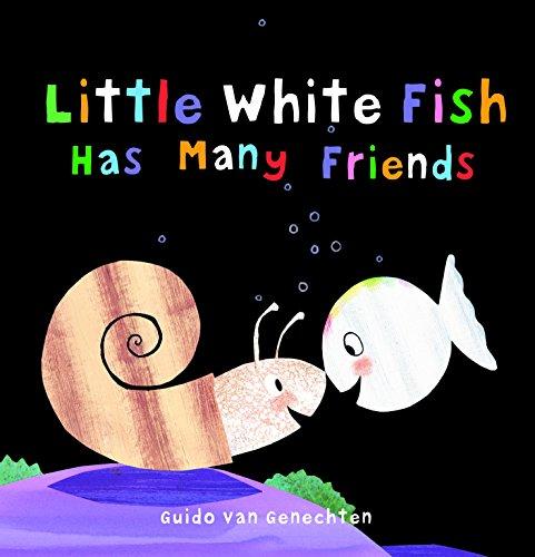 Little White Fish Has Many Friends: Clavis