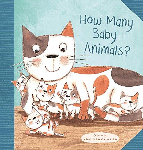 How Many Baby Animals?: Clavis