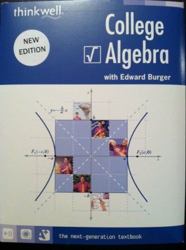 9781605380766: College Algebra Companion Workbook