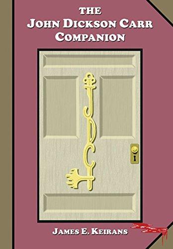 9781605438290: The John Dickson Carr Companion