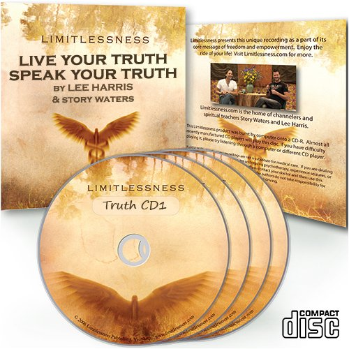 Live Your Truth. Speak Your Truth Intensive (1605460311) by Lee Harris; Story Waters