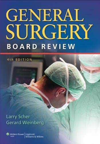 9781605470665: General Surgery Board Review