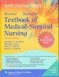9781605470801: Brunner and Suddarth's Textbook of Medical-Surgical Nursing: 2v. Text, Study Guide and Handbook Pkg