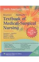 North America Smeltzer Medical-Surgical Nursing: With Study Guide and Handbook (9781605470832) by Smeltzer, Suzanne C.; Bare, Brenda G.; Hinkle, Janice L., Ph.D.; Cheever, Kerry H., Ph.D.