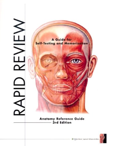 9781605471020: Rapid Review: Anatomy Reference Guide